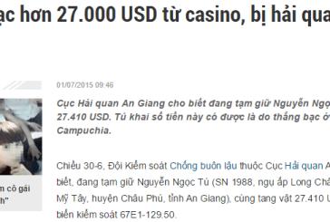 Casino biên giới Campuchia, nên hay không?