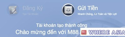 dang ky m88 thanh cong