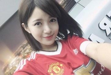Hot girl bóng đá, Gái xinh bóng đá Tú Linh