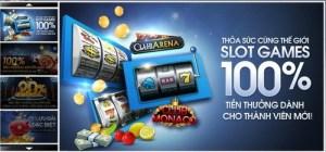 Chơi slot games kéo xèng ăn tiền online tại nhà cái m88