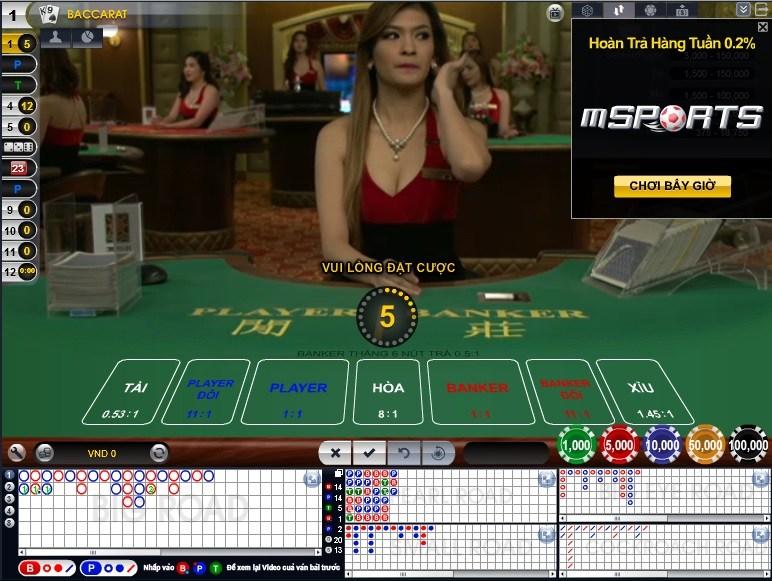 Hướng dẫn đánh bài ăn tiền trên mạng M88