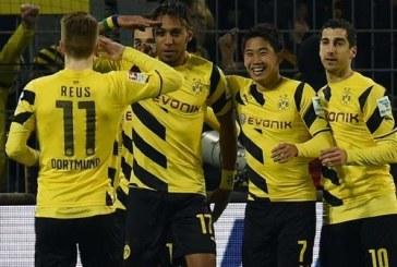 Tip bóng đá Stuttgart vs Borussia Dortmund 10/02/2016