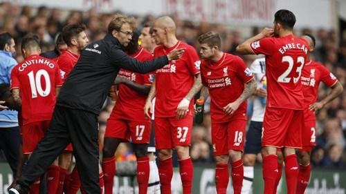 Tip bóng đá Liverpool vs Sunderland 06/02/2016