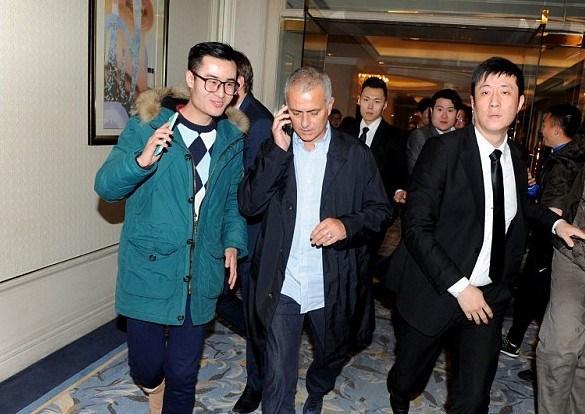 Đại gia Trung Quốc muốn có Mourinho