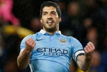 Manchester City lên kế hoạch mua Luis Suarez