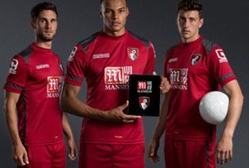M88 tài trợ AFC Bournemouth