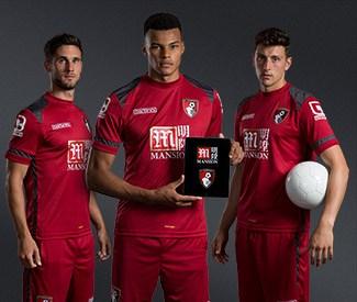 M88 tai tro AFC Bournemouth