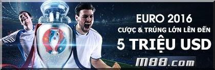 Lịch thi đấu Euro ngày 25/06