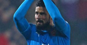 Arsene Wenger thừa nhận Giroud có thể sẽ ra đi trong tháng 1