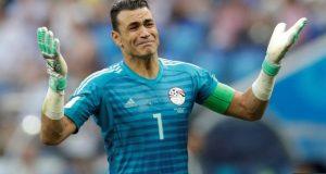 World Cup 2018: Thủ thành El Hadary xin lỗi người hâm mộ quốc gia