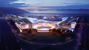 Mohegan Sun đối thoại với bộ trưởng Hàn Quốc về dự án Inspire