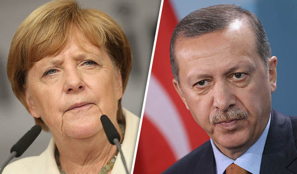 Photo of Thổ Nhĩ Kỳ và Đức cạnh tranh để đăng cai tổ chức Euro 2024