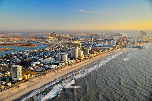 """Mỹ: Các casino mới đang dần """"ăn thịt"""" những cơ sở cũ ở Atlantic City"""