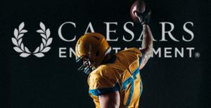 Caesars Entertainment giành được thỏa thuận tài trợ casino NFL đầu tiên
