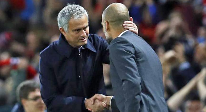 Thua trận, Guardiola vẫn chưa thể vĩ đại bằng Mourinho