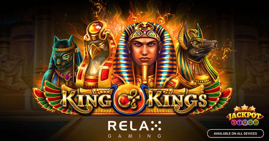 Photo of Relax Gaming công bố ra mắt trò chơi máy đánh bạc King of Kings mới