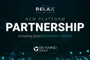 Photo of Skywind Group là đối tác nội dung sòng bạc mới nhất của Relax Gaming