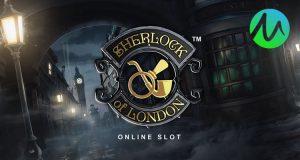 Theo dõi thám tử huyền thoại trong Sherlock of London với Microgaming