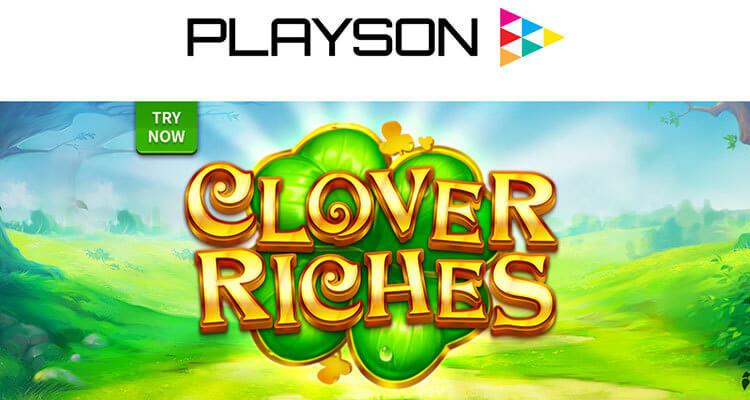 Photo of Playson phát hành máy đánh bạc mới theo chủ đề Ailen Clover Riches
