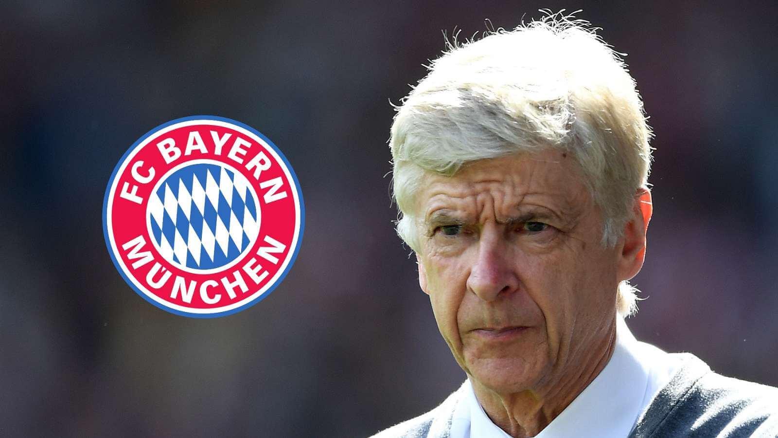 """Photo of Wenger: """"Tôi không bao giờ từ chối nói chuyện với Bayern Munich"""""""