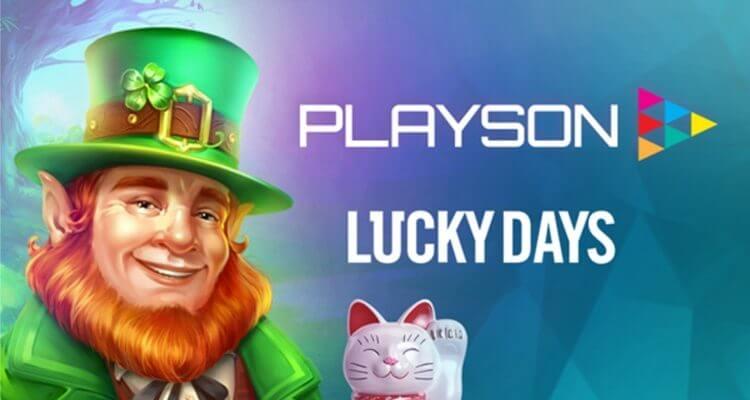 Photo of Playson ký thỏa thuận nội dung với Lucky Days Casino