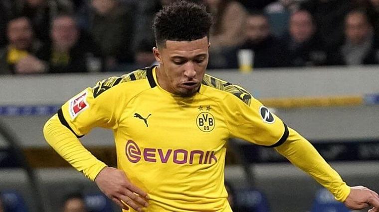 Photo of Jadon Sancho tiếp tục ở lại Borussia Dortmund trong tháng 1
