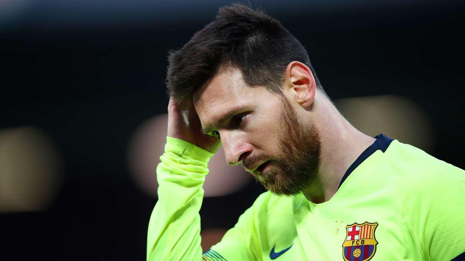Photo of Barcelona xác nhận Messi chấn thương