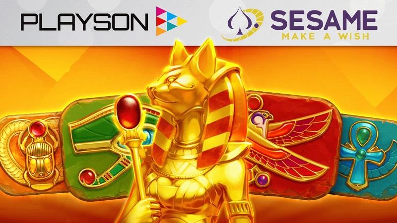 Photo of Playson ra mắt danh mục máy đánh bạc với sòng bạc trực tuyến mới của Sesame