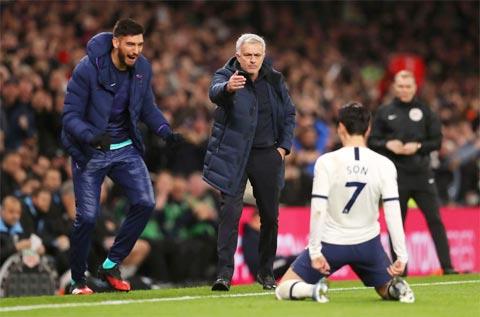 Photo of Tottenham đang chờ đợi thành công cùng Mourinho
