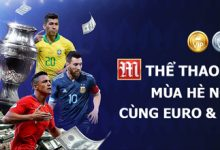 Photo of Tham gia Euro và Copa America nhận ngay hoàn trả siêu đặc biệt