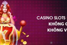 Photo of Hoàn trả lớn không giới hạn tại Casino slots